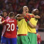 Keylor Navas se suma a las bajas de Costa Rica contra Panamá