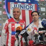Ex asistente de la selección de Honduras dirigirá al Júnior de Colombia