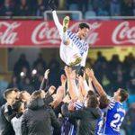 Mexicano Carlos Vela se despidió de la Real Sociedad por la puerta grande