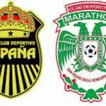 A 37 años de la única final a tres partidos ganada por el Real España al Marathón