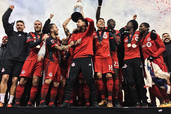 Toronto FC Campeon