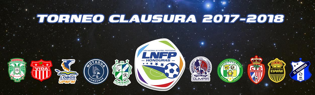 Logo Torneo Clausura 2018