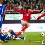 República de Corea solo goleadas le ha recetado a Honduras