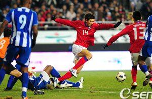 Honduras v Corea
