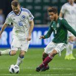 Con apuros México venció a Bosnia en el inicio de la preparación al Mundial de Rusia