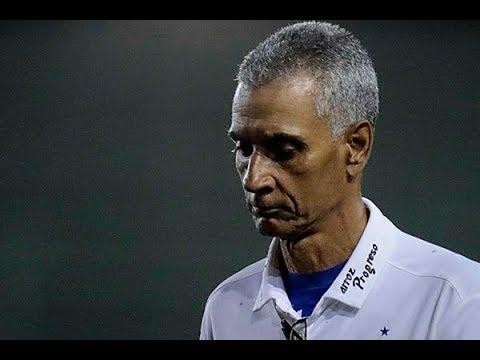 """Horacio Londoño """"fuimos un desastre contra Olimpia"""""""