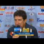 Héctor Vargas «Seguimos en la pelea por el liderato»