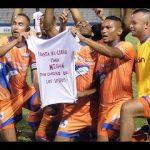((VÍDEO)) Lobos UPNFM goleó a Real Sociedad y dice adiós al descenso