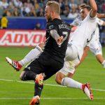SKC de Roger Espinoza sigue en la cima en la MLS
