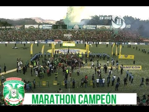 Marathón-celebra-la-novena-Copa-en-Honduras