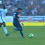 Motagua toma la delantera contra Platense
