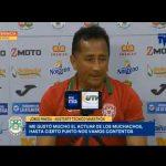 Jorge Ernesto Pineda «El marcador se queda corto»