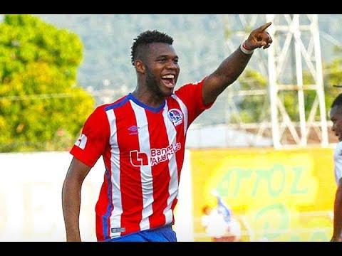 Doblete-de-Benguché-ayuda-a-Olimpia-a-vencer-a-Honduras-Progreso
