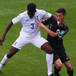 Honduras decepciona en debut del Mundial Sub 20