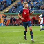 Noruega humilla a Honduras en el Mundial Sub-20