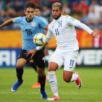 Uruguay vence a Honduras y avanza en Mundial Sub-20