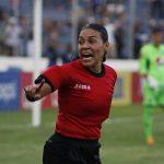 Melissa Borjas Pastrana hizo historia en el fútbol hondureño