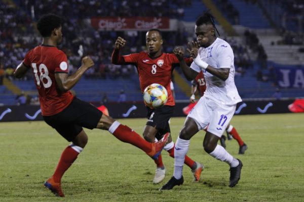 Albert Elis vs Trinidad y Tobago