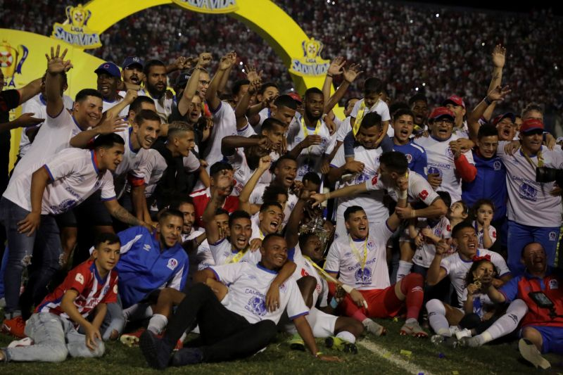 Olimpia Cempeon Apertura 2019
