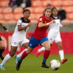 Costa Rica golea a Panamá en el inició del Pre Olímpico femenino de Concacaf
