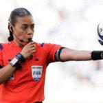 Melissa Borjas dirigirá el partido Jamaica vs Canadá