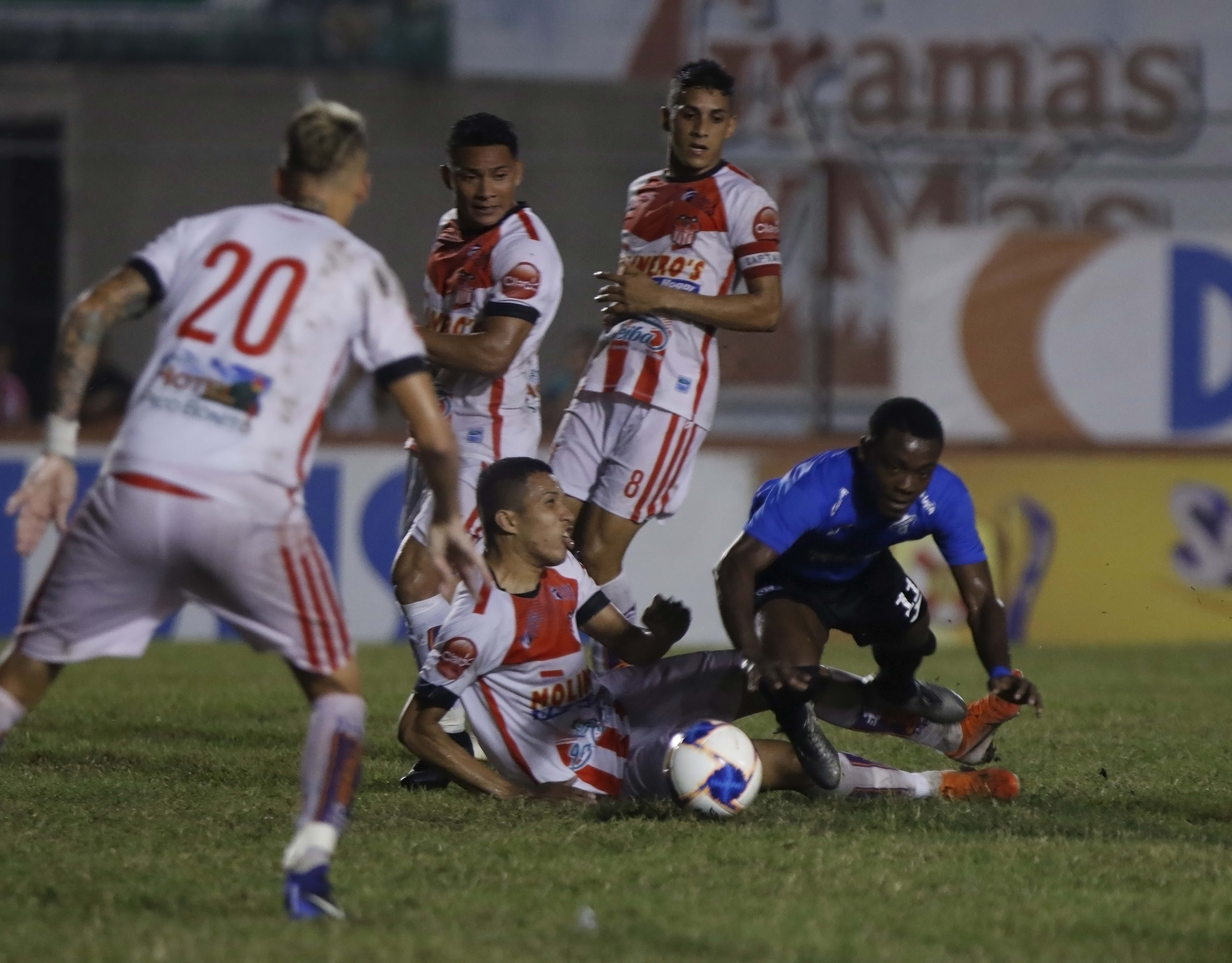 Vida vs Honduras Progreso