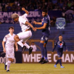Motagua sigue sin poder ganarle a equipos de la MLS