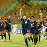 Honduras cae estrepitosamente ante República Dominicana en Sub 20 femenino