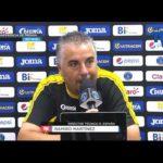 ((Vídeo)) Ramiro Martínez analiza la derrota ante el Motagua