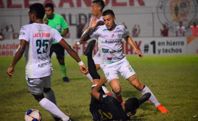 Honduras Progreso vs Platense