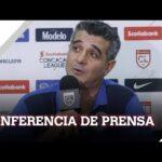 Diego Vázquez «El fútbol nos premió»