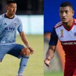 Acosta y Espinoza, solo uno de los dos peleará el título en la MLS