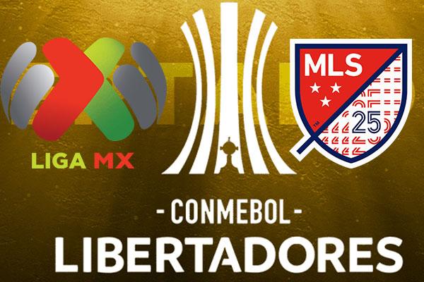 LibertadoresMLSyLigaMX
