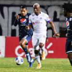 Olimpia inclina la balanza derrotando 3-1 al Motagua