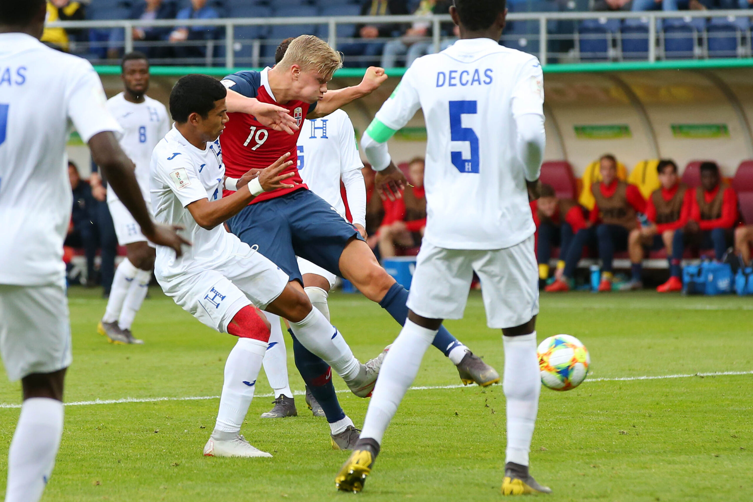 Norway v Honduras: Group C – 2019 FIFA U-20 World Cup