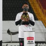 Hondureños Casildo y López en el XI Ideal de la Liga Concacaf