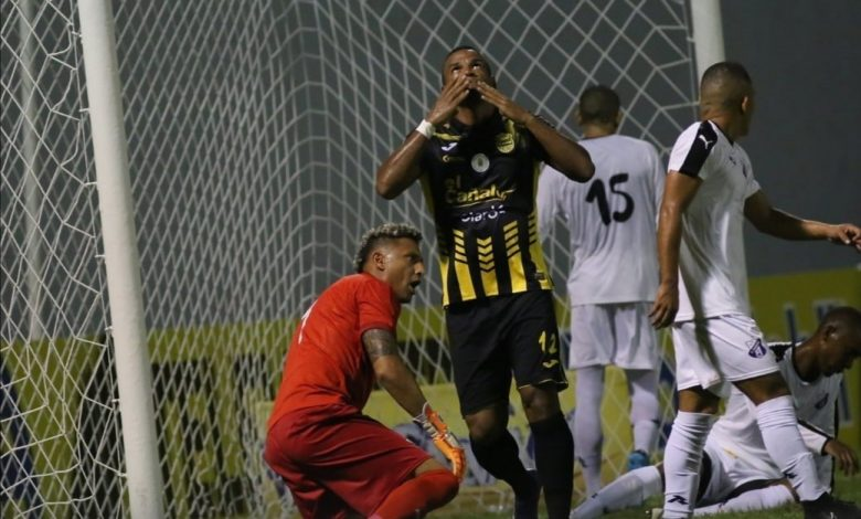 Cla_Real-Espana vs Honduras Progreso