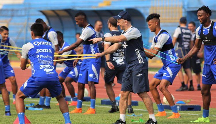 Sub 23 Honduras