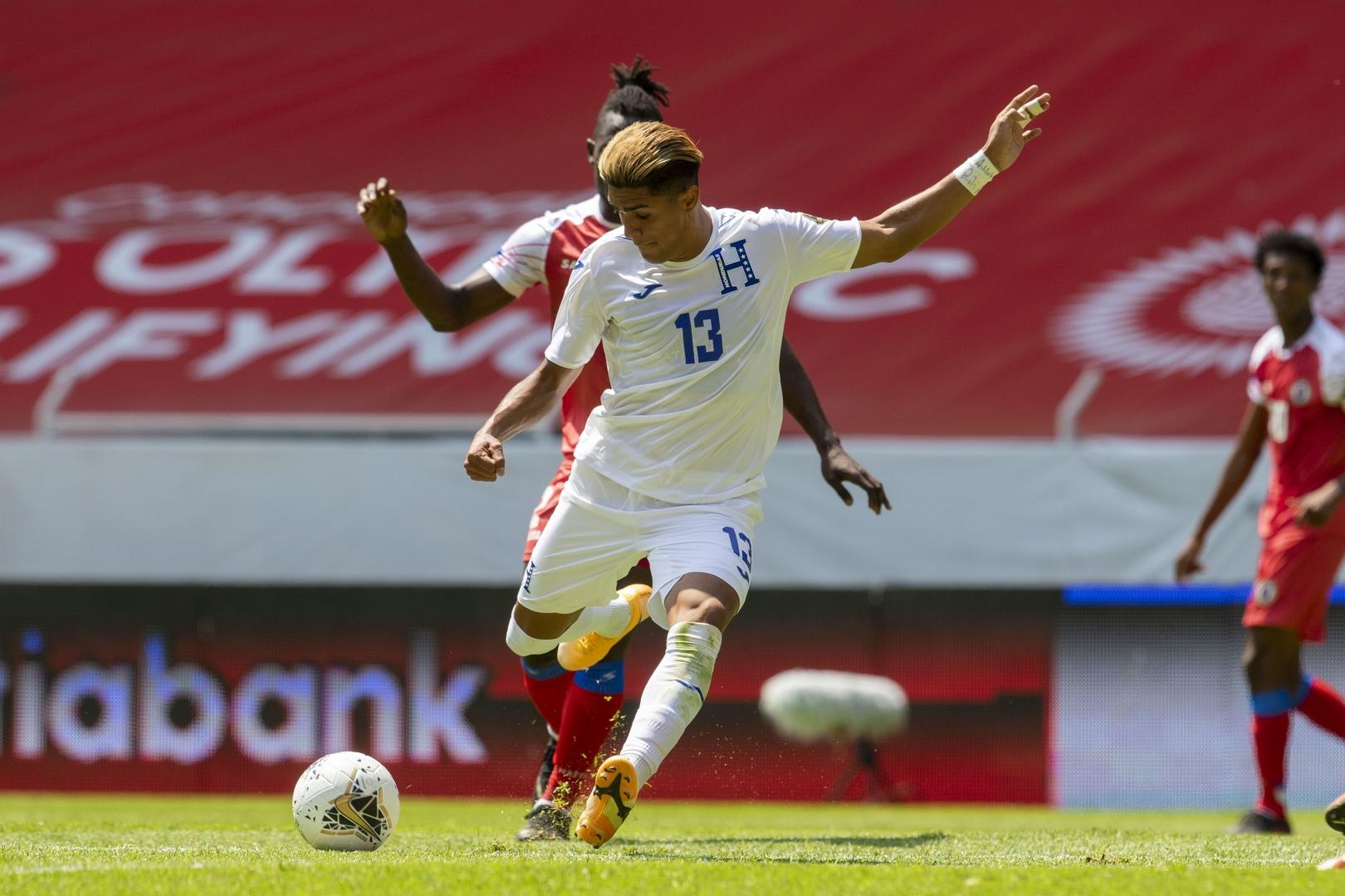 Concacaf Mens Olympic Qualifying 2020 Honduras vs Haiti