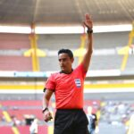 Arbitros hondureños tendrán acción en la Liga de Campeones