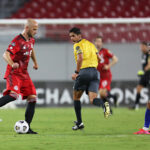 Árbitro Ricardo Montero, quedó en la historia de Concacaf