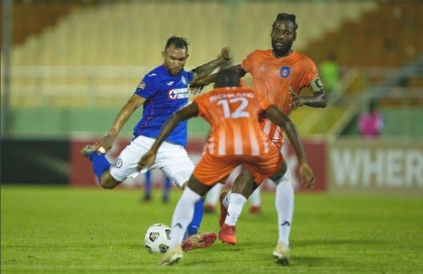 Arcahaie FC vs Cruz Azul