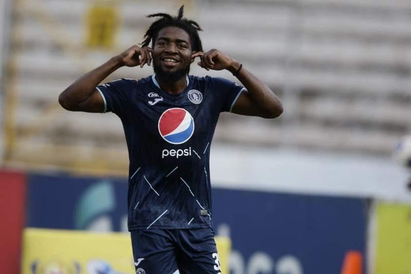 FC Motagua Christopher Melendez