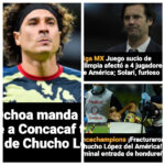 Solari y Ochoa explotan contra la Concacaf