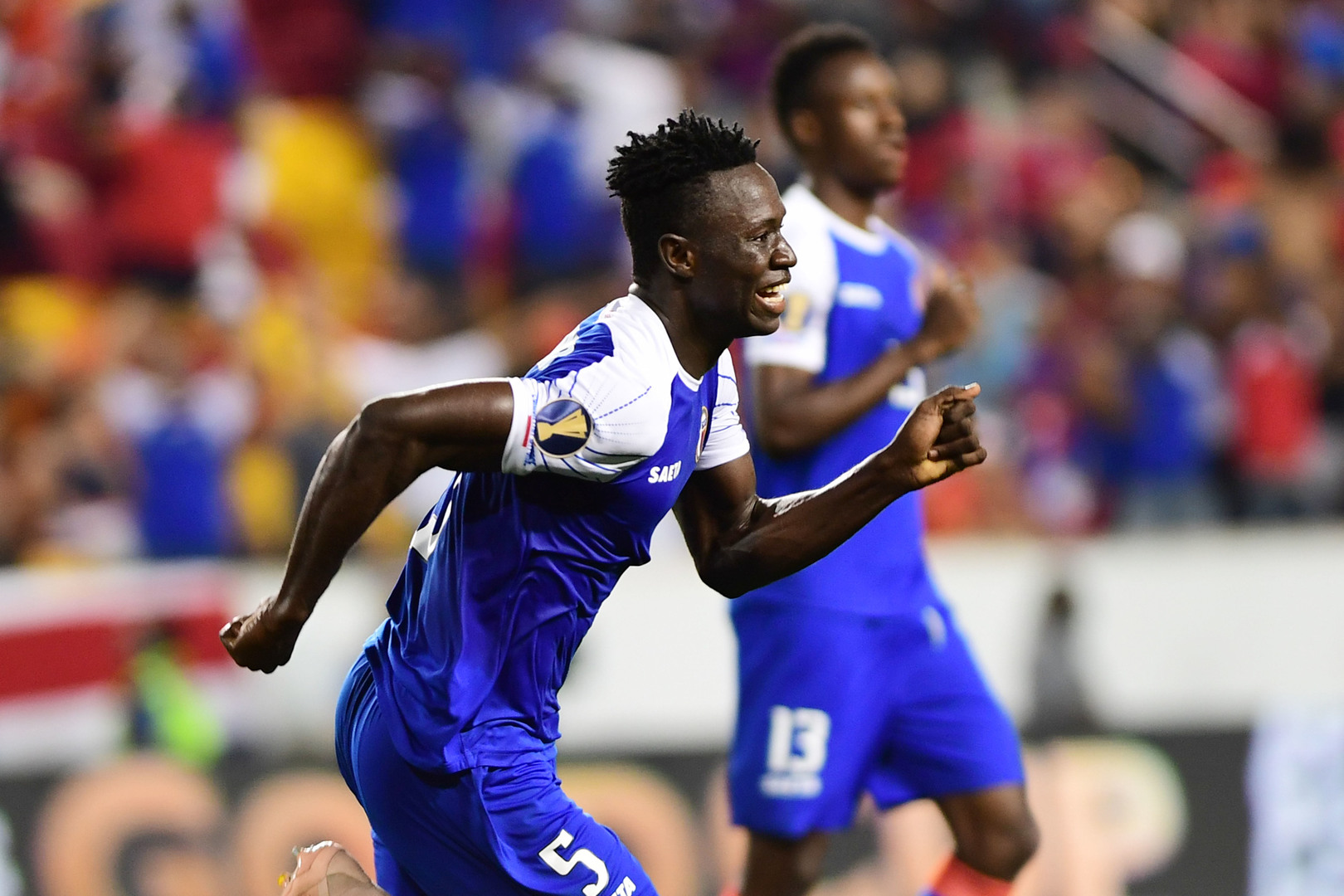 Haiti_Copa Oro