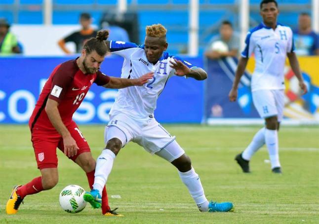 Honduras vs EEUU 2017