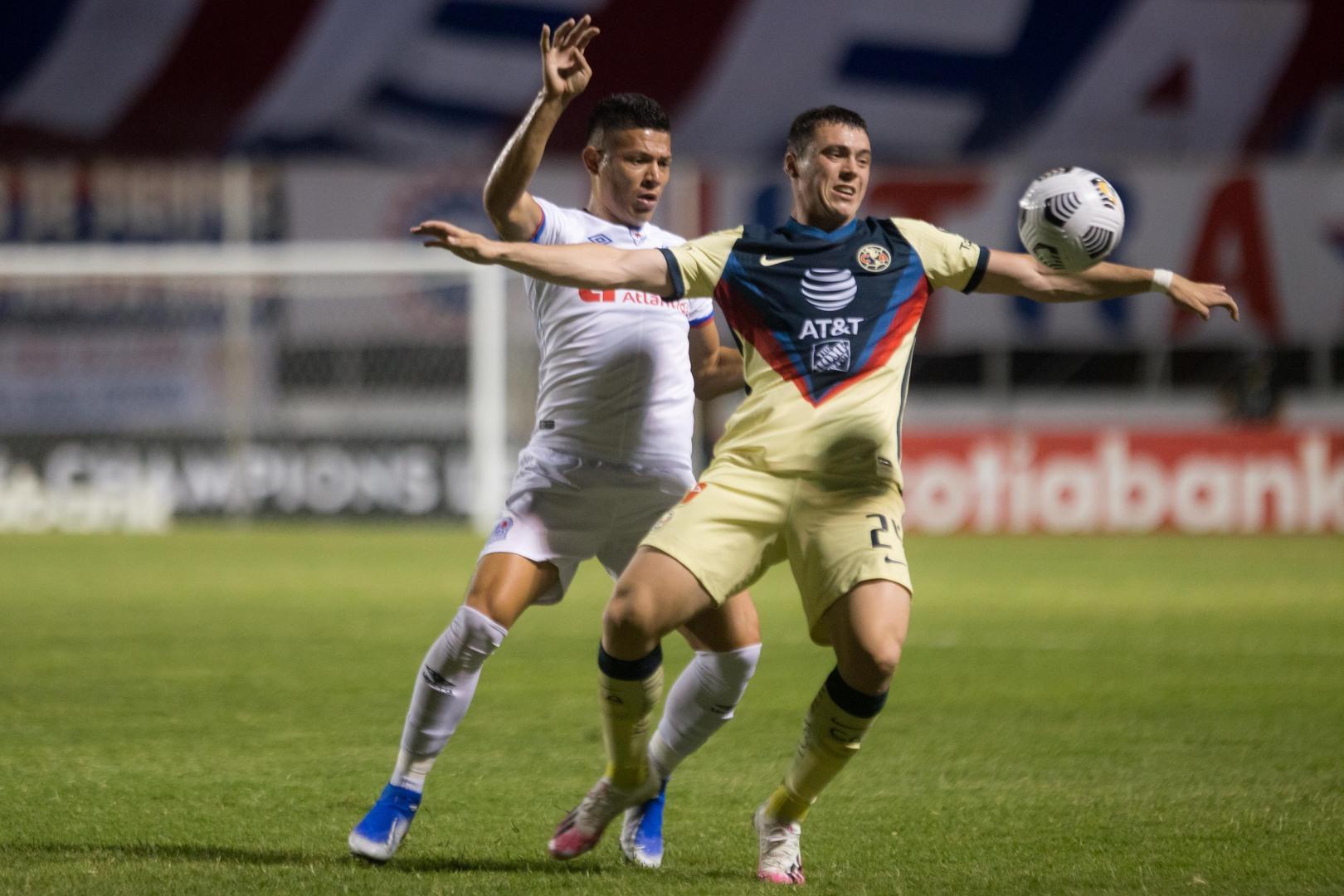 Jhonatan Paz vs Federico Vinas