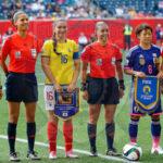 El ascenso meteórico de Melissa Borjas a la cúspide del arbitraje