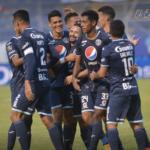 Motagua sufre para empatar contra Real Sociedad