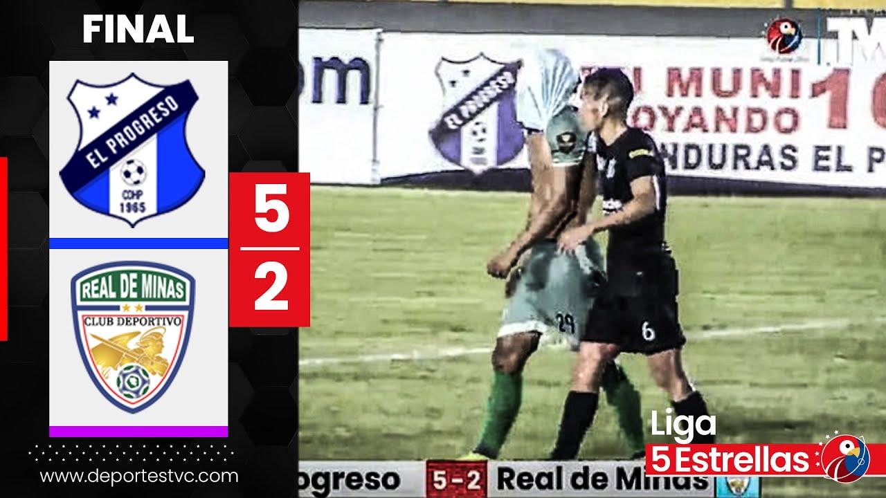 Resumen-juego-Honduras-vs-Real-de-Minas-27-de-abril-2021